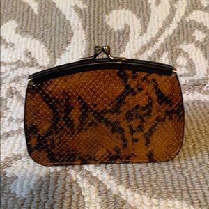 Fossil Coin Purse